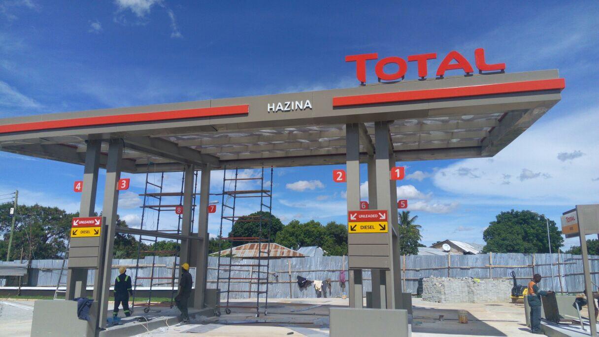 Total Tanzania Ltd – Hazina